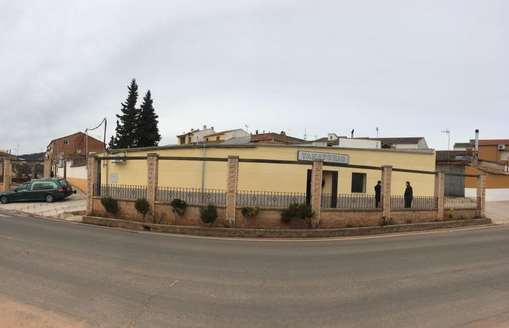 Albia  Tanatorio de Monzón - Funeraria Urgelés