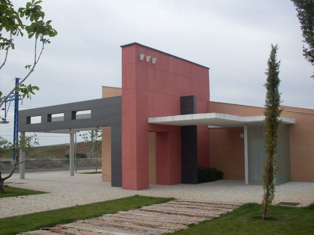 Albia Tanatorio Municipal de Villanueva de Gállego