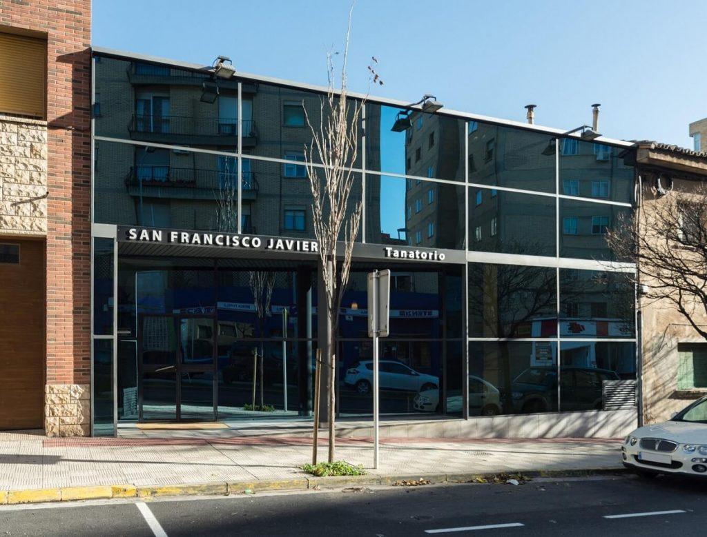 Albia Tanatorio San Francisco Javier