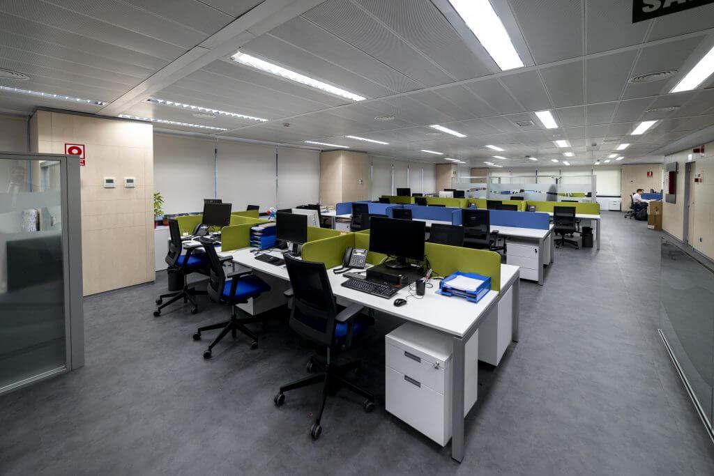 Oficina Central Madrid