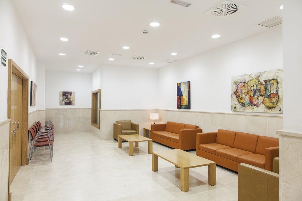 Albia Tanatorio Crematorio Sanlúcar - Servicios Funerarios La Caridad