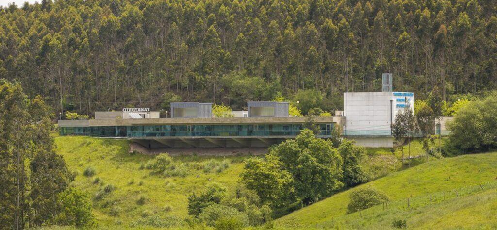 Albia Tanatorio Crematorio Municipal Río Cabo (Cantabria)