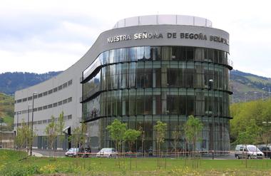 Albia Tanatorio Nuestra Señora de Begoña (Bilbao)
